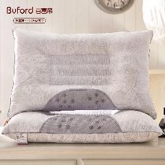 【天猫超市】百富帝家纺枕头 枕芯 决明子磁石枕 单只装